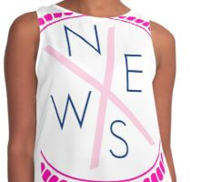 Nautical Directions Contrast Tank