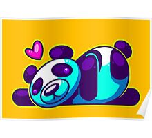 Sexy Panda Poster