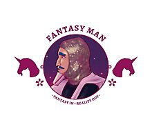 Fantasy man Photographic Print