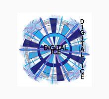 Digital Ice by Jeronimo Rubio - Copyright 2016 Unisex T-Shirt