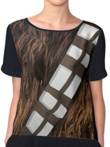 Star Wars - Chewbacca Fur Chiffon Top
