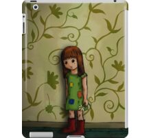 Doll02 iPad Case/Skin