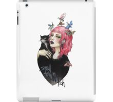 small town witch iPad Case/Skin