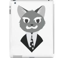 Fancy cat iPad Case/Skin