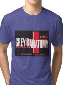 Grey's Anatomy by ajk35 Tri-blend T-Shirt