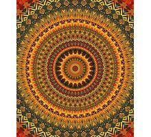 Mandala 071 Photographic Print