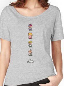Earthbound - Characters Women's Relaxed Fit T-Shirt