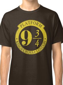 9 3/4 Harry Potter Inspired  Classic T-Shirt
