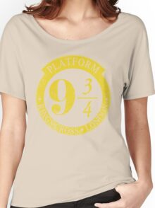 9 3/4 Harry Potter Inspired  Women's Relaxed Fit T-Shirt