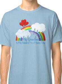Grandma Is My Rainbow Classic T-Shirt