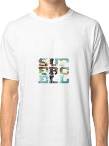 supercell logo Boom beach hammerman Classic T-Shirt