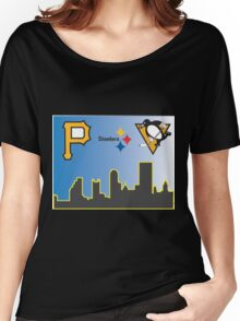 Pittsburgh Women's Relaxed Fit T-Shirt