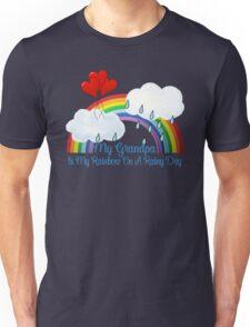 Grandpa Is My Rainbow Unisex T-Shirt