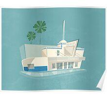 Tower Theater - Little Havana - Miami Poster