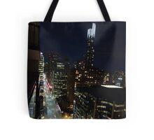 Toronto @ Night Tote Bag