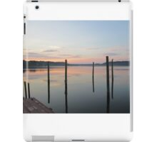 Sunset Pylons by Respite Artwork iPad Case/Skin