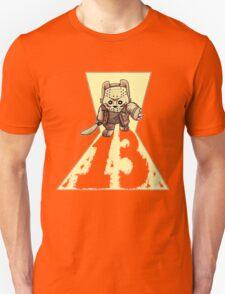 Masters of Bearror - Jason Bearhees Unisex T-Shirt