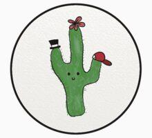 Cute Cactus Kids Tee