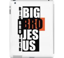 Big Brother Jesus iPad Case/Skin