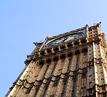 Big Ben (Elizabeth Tower) by 365Londontown