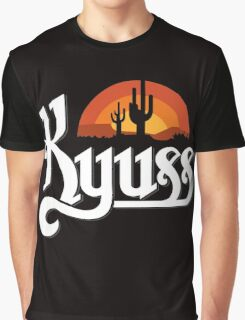 Kyuss Black Widow Graphic T-Shirt