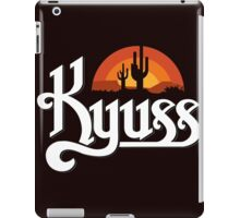 Kyuss Black Widow Queens Of The Stone Age iPad Case/Skin