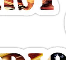 text art Sticker