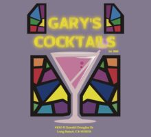 Gary's Cocktails Kids Clothes
