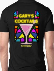 Gary's Cocktails T-Shirt