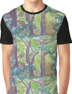 Water Woods Graphic T-Shirt
