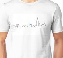 Two New York Pride Unisex T-Shirt
