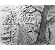 Memory Road Photographic Print