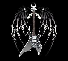Black Metal by Bluesax