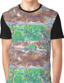 water woods 2: organic boogaloo Graphic T-Shirt
