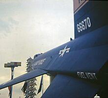NAA X-15 by John Schneider