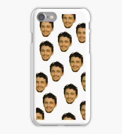 JAMES FRANCO DUPLICATE iPhone Case/Skin