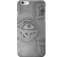 Floating Eye-Monster iPhone Case/Skin