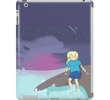 AT - Finn by the ocean iPad Case/Skin