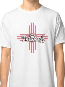 The Beach T-Shirt (Big Logo) Classic T-Shirt