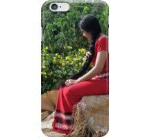 Samoa's Beauty iPhone Case/Skin