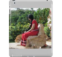 Samoa's Beauty iPad Case/Skin