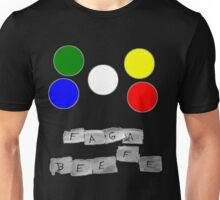 Faga Beefe? Time for some Midnight Madness!  Unisex T-Shirt
