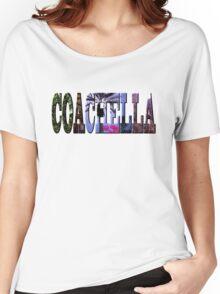 COACHELLA Women's Relaxed Fit T-Shirt