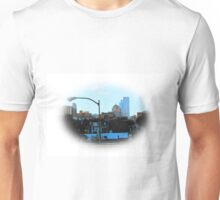PITTSBURGH PA. AS SEEN FROM SOUTH SIDE Unisex T-Shirt