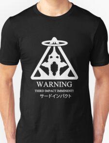 THIRD IMPACT IMMINENT Unisex T-Shirt