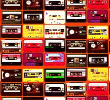 Cassette Set by adamcampen
