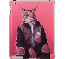 Modern Khajiit iPad Case/Skin