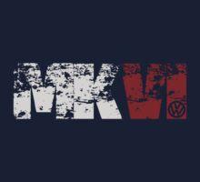 MKVI (white) by BGWdesigns