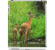 A Precious Family  iPad Case/Skin