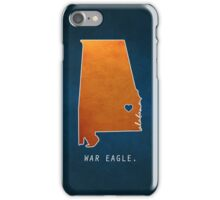 War Eagle iPhone Case/Skin